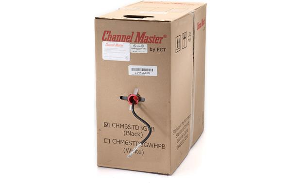 Channel Master Bulk Coaxial RG-6 Cable Front