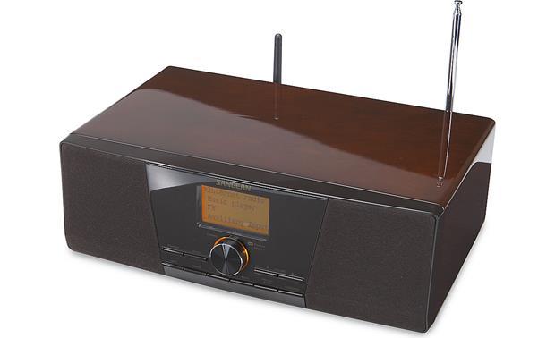 sangean wfr 1 wi fi radio play internet radio stations and pc music rh crutchfield com sangean internet radios manual for wfr-1 Sangean CC Radio