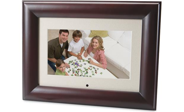 Smartparts Sp800ws Digital Photo Frame With 8 Lcd Screen And 128mb