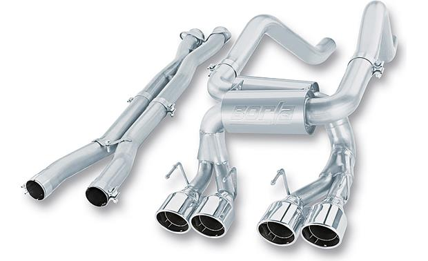 Borla Exhaust System 140265 Front