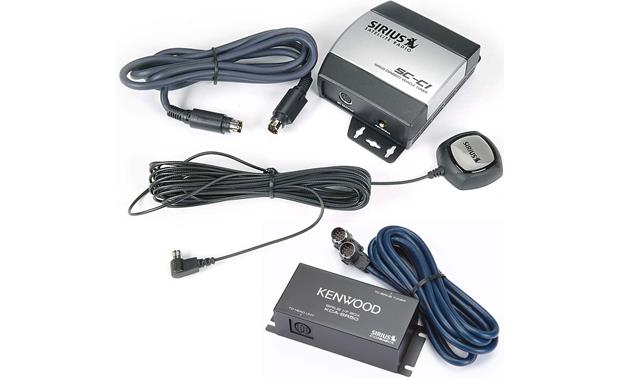 SIRIUS Kenwood Package Front