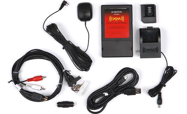 xm direct 2 jensen car kit add xm satellite radio to your