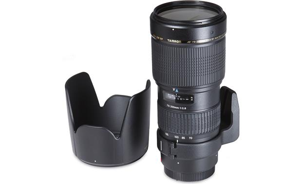 Tamron 70-200mm f/2.8 Di Zoom Lens Front