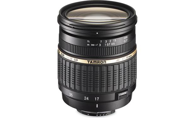 Tamron 17-50mm f/2.8 DiII Zoom Lens Front