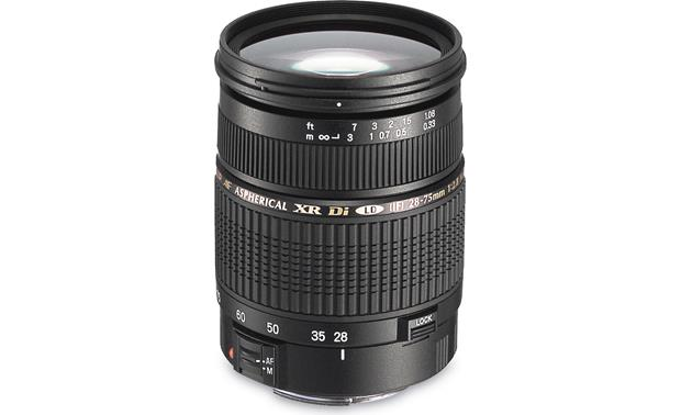 Tamron 28-75mm F/2.8 Di Zoom Lens Front