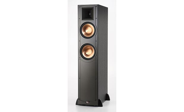 x714RF82B o_grilleoff klipsch reference series rf 82 (black) single floor standing RF-82 System Home Theater at bakdesigns.co