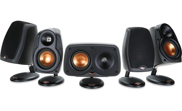 Klipsch RSX-3/RCX-3 Home Theater Speaker System Front