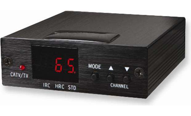 On-Q 1-Channel Audio/Video RF Modulator Front