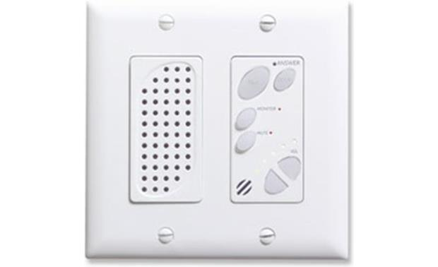 On-Q inQuire™ Intercom Room Unit Front