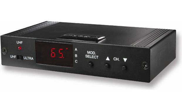 On-Q 3-channel Audio/Video RF Modulator Front