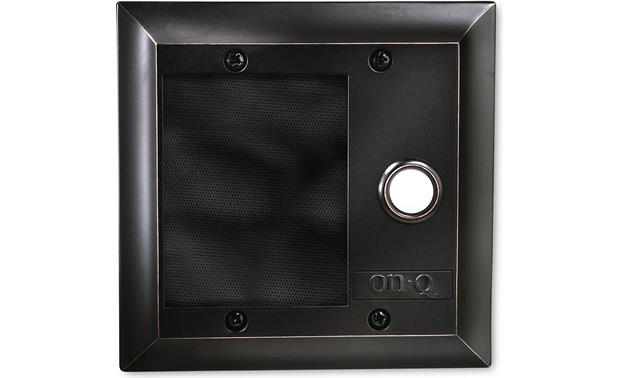 On-Q inQuire™ Intercom Door Unit Brushed Stainless