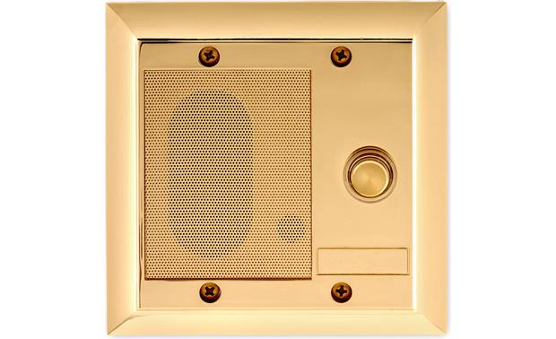 On-Q inQuire™ Intercom Door Unit Oil Rubbed Bronze