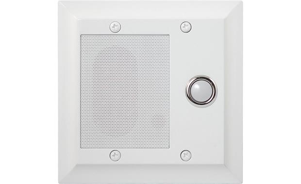 On-Q inQuire™ Intercom Door Unit Shiny Brass