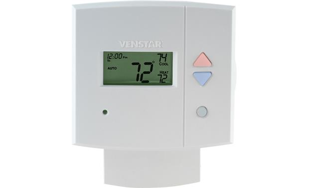 Venstar 7-day Programmable Thermostat Front