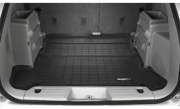 WeatherTech Cargo Liner Representative photo - your liner's appearance may differ
