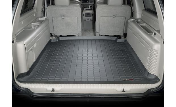 WeatherTech Cargo Liner Representative photo — your liner's appearance may differ