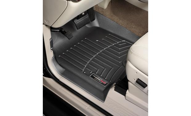 WeatherTech DigitalFit® FloorLiners™ 2005 Escalade - your liner's appearance may differ
