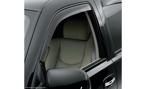 WeatherTech Side Window Deflectors 2005 Cadillac Escalade