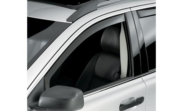 WeatherTech Side Window Deflectors 2004 Volvo XC90