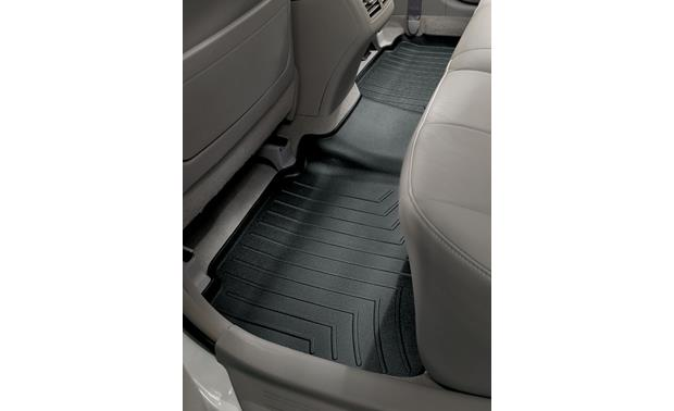 WeatherTech DigitalFit® FloorLiner™ 2007 Camry - your liner's appearance may differ