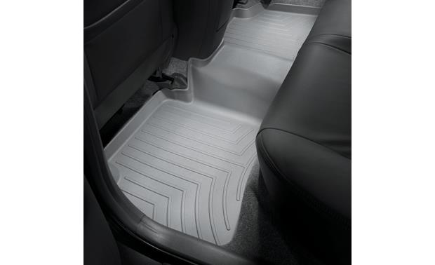 WeatherTech DigitalFit® FloorLiner™ Representative photo — your liner's appearance may differ