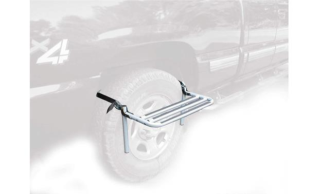 Thule 232 Step-Up™ Wheel Step Front