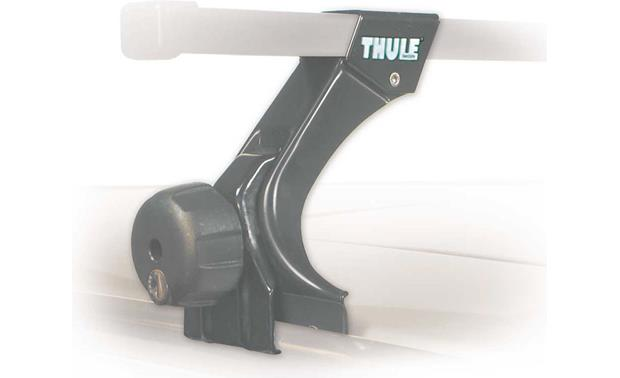 Thule 300 Gutter Foot Pack Front