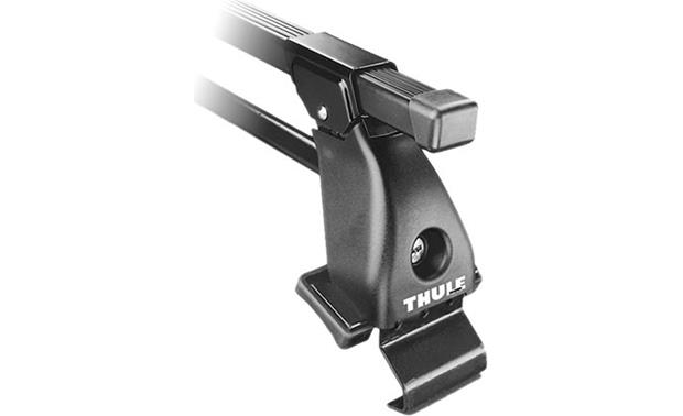 Thule 445 Rack System Front