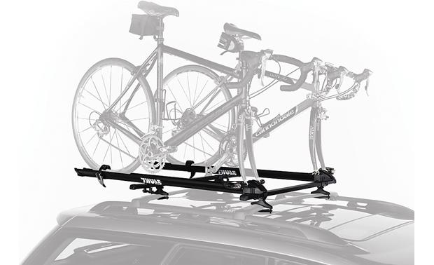 Thule 515 Prologue Bike Rack 2 Bike Roof Mount Carrier At