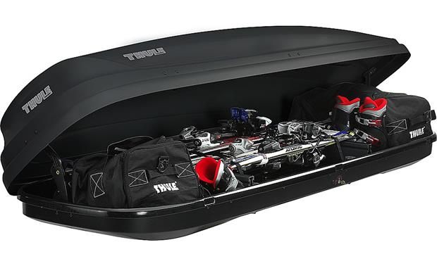 Thule Ascent™ 1700 Cargo Carrier Front