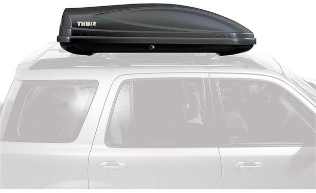 Thule Atlantis™ 1600 Cargo Carrier Black