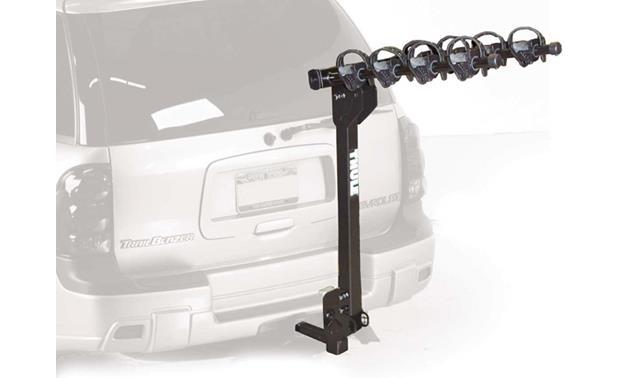 Thule 914 Roadway 4 Bike Hitch Rack Bike Carrier For