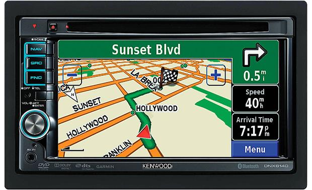 Kenwood dnx6140 navigation receiver at crutchfield kenwood dnx6140 front cheapraybanclubmaster Choice Image