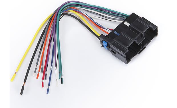 Metra 70-7302 Receiver Wiring Harness