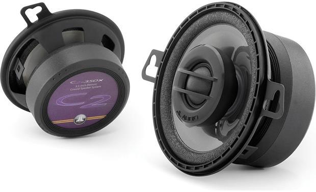 Jl Audio C2 350x Evolution C2 Series 3 12 2 Way Car Speakers At