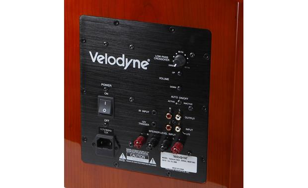 Velodyne Optimum-10 Back (cherry)