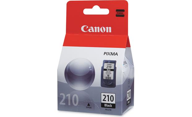 Canon PG-210 (Black) Front