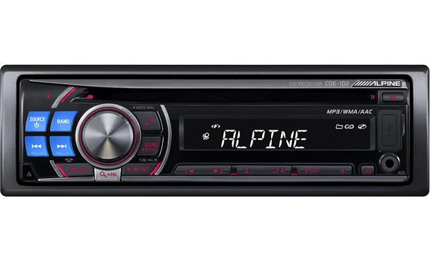 alpine cde 102 cd receiver at crutchfield com rh crutchfield com alpine cde-102ri manual alpine cde-102 manual pdf