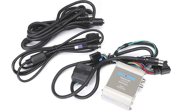 USA Spec iPod® Interface for GM Front