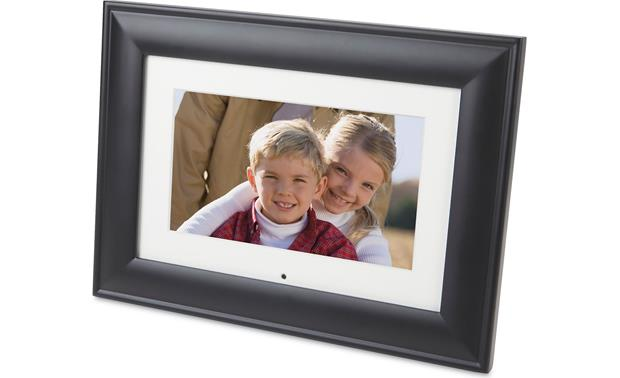 Pandigital Photo Frame With 7 Lcd Screen And 256mb Built In Memory