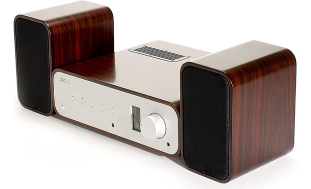 Peachtree Decco Integrated Amplifier + ds4.5 Speakers Rosewood system