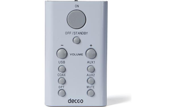 Peachtree Audio Decco Remote