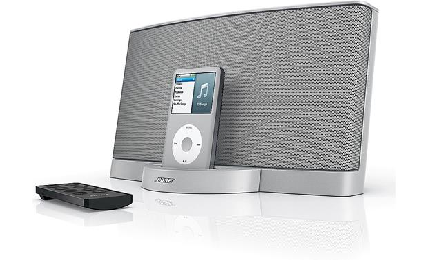 Bose® SoundDock® Series II digital music system Silver (iPod not included)