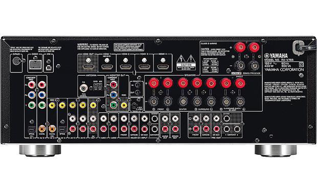 Yamaha Rx Vmicrophone