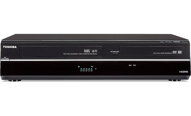 toshiba dvr670 dvd recorder hifi vcr combo with built in digital tv rh crutchfield com Toshiba DVD Recorder VCR Combo Toshiba DVD VCR Combo Box