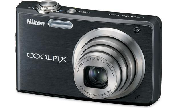 nikon coolpix s630 jet black 12 megapixel digital camera with 7x rh crutchfield com nikon coolpix s6300 manual download Nikon Coolpix S640