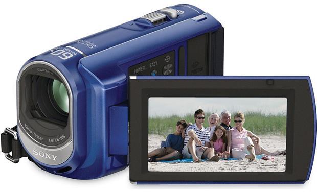 Sony handycam blue
