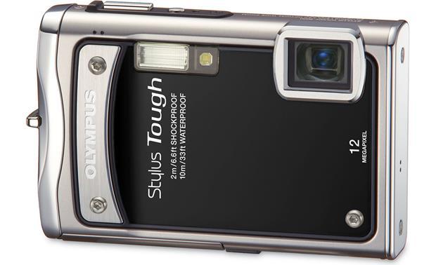 olympus stylus tough 8000 black 12 megapixel digital camera with rh crutchfield com Olympus Camera 8000 Olympus Camera 8000