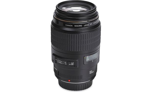 Canon EF 100mm f/2.8 USM Front