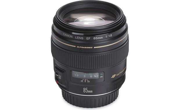 Canon EF 85mm f/1.8 USM Front